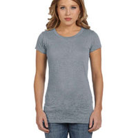 Ladies' Burnout Short-Sleeve T-Shirt
