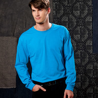 Fruit of the Loom Adult Heavy Cotton HD® Long-Sleeve T-Shirt
