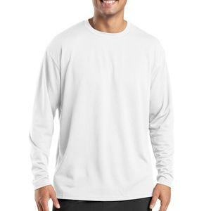 Dri Mesh ® Long Sleeve T Shirt Thumbnail