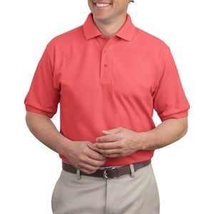 Extended Size Silk Touch™ Polo Thumbnail