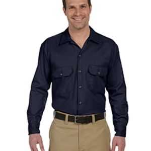 Unisex Long-Sleeve Work Shirt Thumbnail