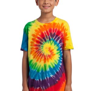 Youth Tie Dye Tee Thumbnail