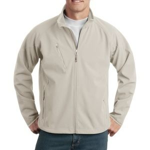 Textured Soft Shell Jacket Thumbnail