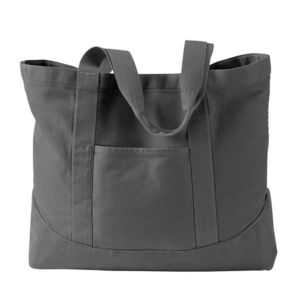 14 oz. Pigment-Dyed Large Canvas Tote Thumbnail
