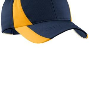 Youth Dry Zone ® Nylon Colorblock Cap Thumbnail