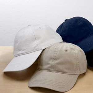 UltraClub Classic Cut Heavy Brushed Cotton Twill Unconstructed Cap Thumbnail