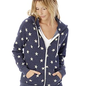 Ladies' Adrian Eco-Fleece Hoodie Thumbnail