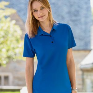 ® Performance® Ladies' Jersey Polo Thumbnail