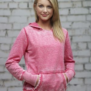 Women's Zen Fleece Hooded Sweatshirt Thumbnail
