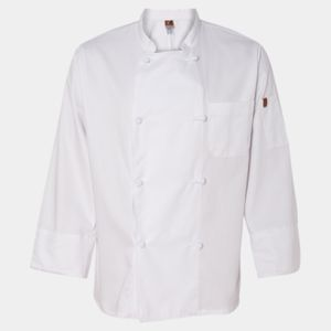 100% Cotton Chef Coat Thumbnail