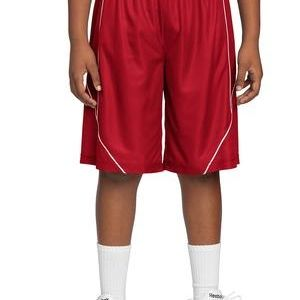 Youth PosiCharge ® Mesh Reversible Spliced Short Thumbnail
