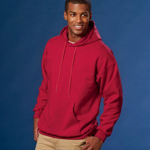 Adult Ultimate Cotton® Hooded Pullover Fleece Thumbnail
