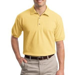 Ultra Cotton ™ 6.5 Ounce Pique Knit Sport Shirt Thumbnail