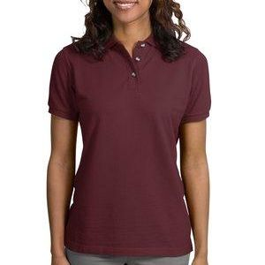 Ladies Pique Knit Polo Thumbnail