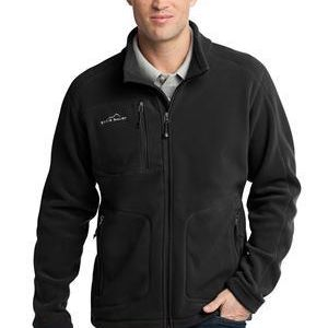 Wind Resistant Full Zip Fleece Jacket Thumbnail