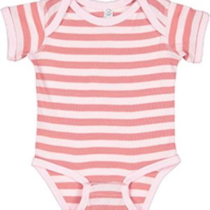 Infants'5 oz. Baby Rib Lap Shoulder Onesie Thumbnail